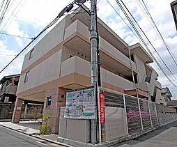 京都府京都市上京区日暮通下立売下る秤口町の賃貸マンションの外観