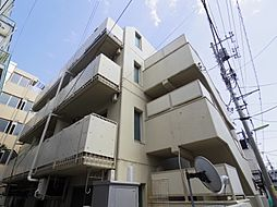 アサヒコート成城東[3階]の外観