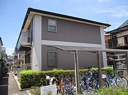 大阪府高槻市下田部町1丁目の賃貸アパートの外観