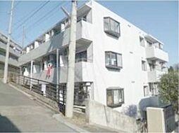 スカイコート生田[1階]の外観