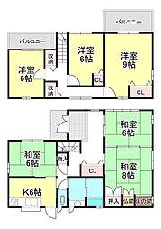 東海道・山陽本線 稲枝駅 徒歩32分