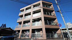 千葉県柏市北柏1丁目の賃貸マンションの外観