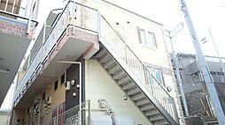 ピッコロカーサユナイト[2階]の外観