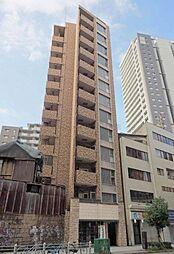 アスヴェル心斎橋東ステーションフロント[8階]の外観