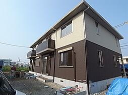 兵庫県姫路市広畑区吾妻町1丁目の賃貸アパートの外観