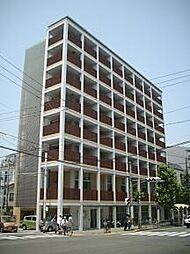 京都府京都市山科区音羽野田町の賃貸マンションの外観