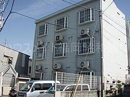 福岡県福岡市南区五十川2丁目の賃貸マンションの外観