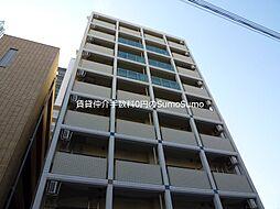 兵庫県神戸市中央区磯上通4丁目の賃貸マンションの外観