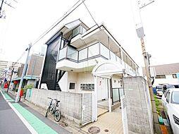 東京都世田谷区桜丘3丁目の賃貸マンションの外観