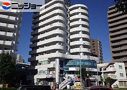 愛知県名古屋市北区大曽根3丁目の賃貸マンションの外観
