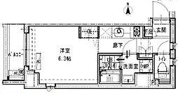 東京都板橋区小茂根2丁目の賃貸マンションの間取り
