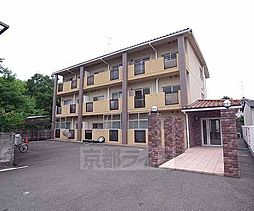 京都府向日市物集女町中海道の賃貸マンションの外観