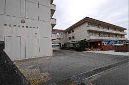 日立市立台原中学校(1783m)