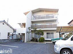 広島県広島市佐伯区五日市中央1丁目の賃貸マンションの外観