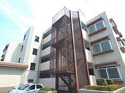 パレス中村[2階]の外観