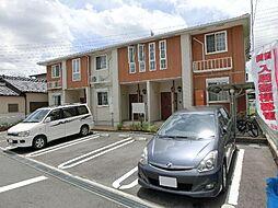 愛知県稲沢市緑町1丁目の賃貸アパートの外観