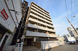 大阪府大阪市北区中津7丁目の賃貸マンションの外観