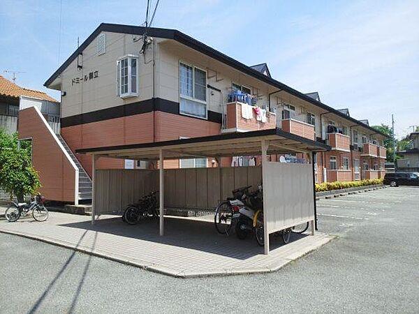 ドミール御立 2階の賃貸【兵庫県 / 姫路市】