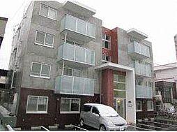 北海道札幌市東区本町二条1丁目の賃貸マンションの外観