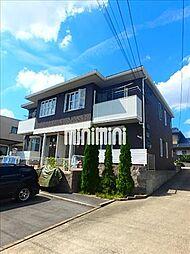 愛知県名古屋市昭和区伊勝町2丁目の賃貸アパートの外観