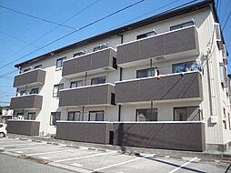 コーポ斉藤A・B[2階]の外観