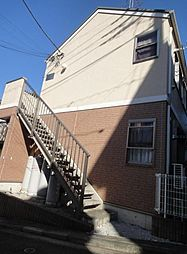 神奈川県横浜市神奈川区神大寺1丁目の賃貸アパートの外観