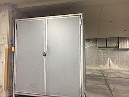 トランクルームです。 物置としてご利用いただけます。