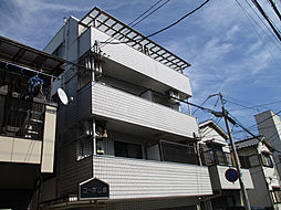 兵庫県神戸市灘区船寺通1丁目の賃貸マンションの外観