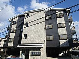 金森マンション-郡津[3階]の外観