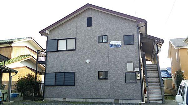 埼玉県白岡市新白岡5丁目の賃貸アパート