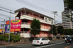 竹野屋ビル[102号室]の外観