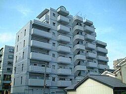 京都府京都市右京区西院坤町の賃貸マンションの外観