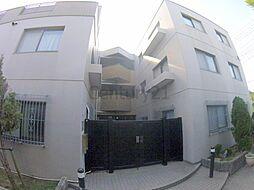 兵庫県伊丹市瑞原1丁目の賃貸マンションの外観