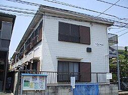 ハイツナカムラ[B201号室]の外観