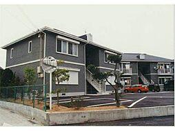 中村ハイツA・B[2階]の外観