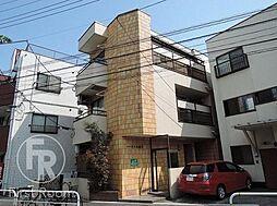 東京都品川区南品川1丁目の賃貸マンションの外観