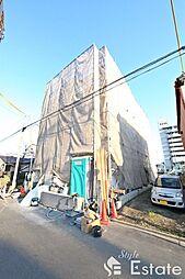仮称)山田町三丁目デザイナーズ[3階]の外観