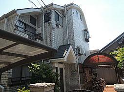 東京都狛江市中和泉1丁目の賃貸アパートの外観