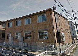 兵庫県揖保郡太子町馬場2丁目の賃貸アパートの外観