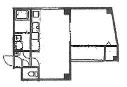 Pear Residence Minato[7階]の間取り