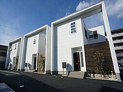 [テラスハウス] 静岡県浜松市東区半田山3丁目 の賃貸【/】の外観