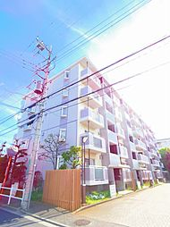東京都西東京市富士町1丁目の賃貸マンションの外観