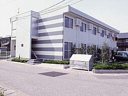 福井市木田1-2905[104号室]の外観