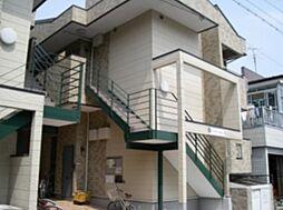 福岡県福岡市南区大楠1丁目の賃貸アパートの外観