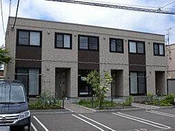 北海道札幌市白石区北郷五条9丁目の賃貸アパートの外観