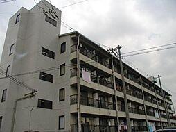 大阪府東大阪市鳥居町の賃貸マンションの外観