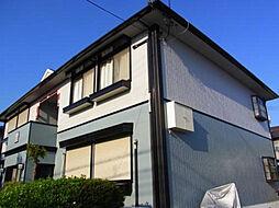 大阪府豊中市緑丘4丁目の賃貸アパートの外観