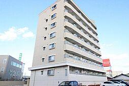 岡山県岡山市南区福富東1丁目の賃貸マンションの外観