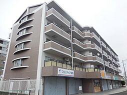 兵庫県尼崎市田能3丁目の賃貸マンションの外観