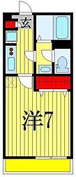 45RPM[1階]の間取り